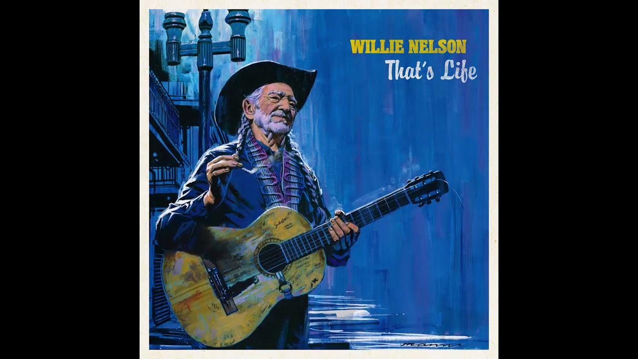 WILLIE NELSON VYDAL NOVÉ CD